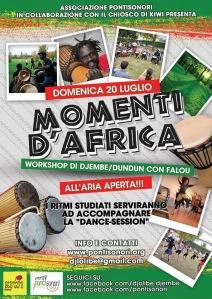 momenti d'africa